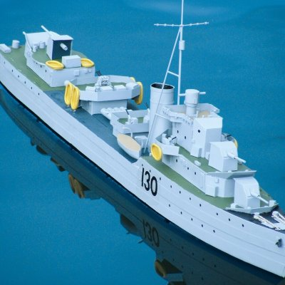 HMS Temerity Wood Pack