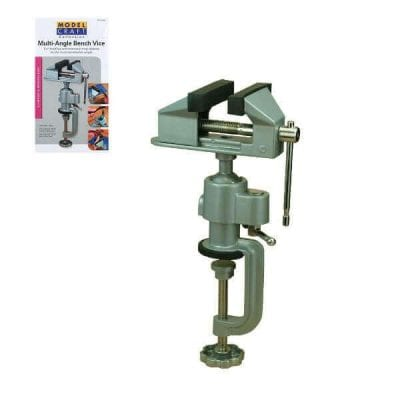 Multi-Angled Bench Vice 55mm