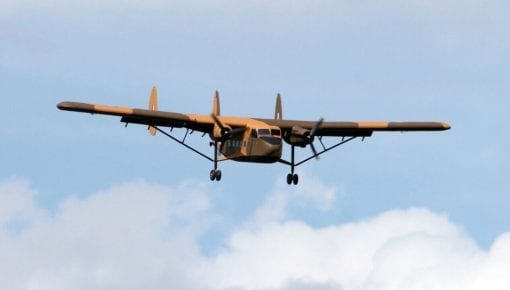 Scottish Aviation Twin Pioneer CC.Mk2 Plan