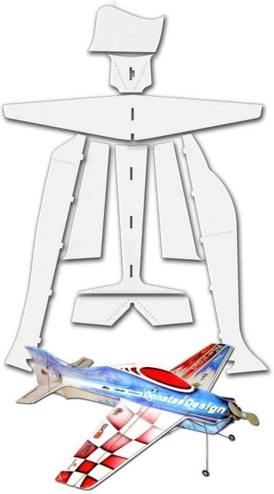 Arrow - Laser Cut Depron Pack