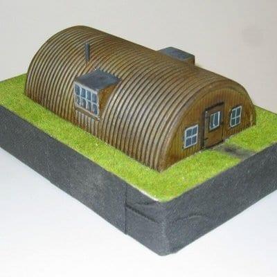 Nissen Huts (OO Gauge)