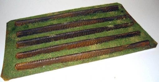 Dry Stone Walls for OO Gauge Railways & War Gaming
