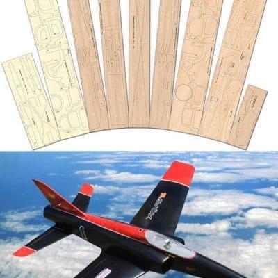 Razor 90 - Laser Cut Wood Pack