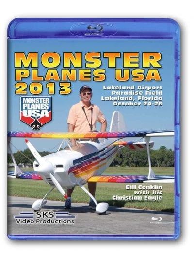 Monster Planes USA 2013 Blu-Ray