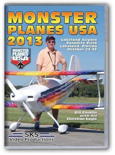 Monster Planes USA 2013