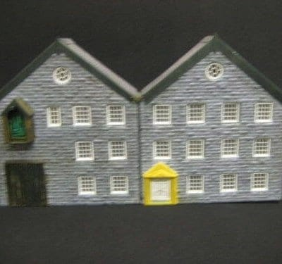 O Gauge Low Relief Factory