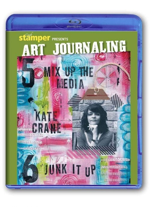 Art Journaling 5 & 6 Box Set Blu-Ray