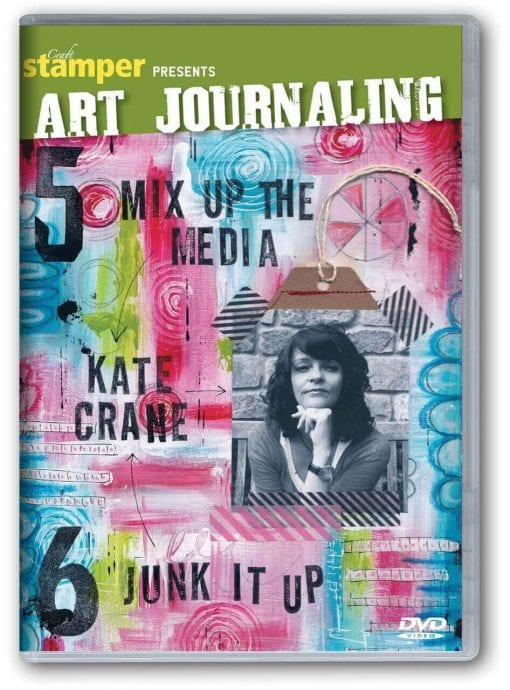 Art Journaling 5 & 6 Box Set DVD