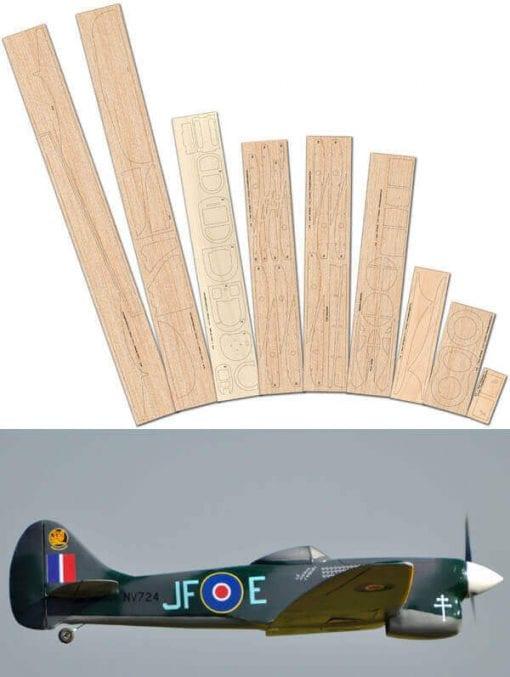 Tempest 5 - Laser Cut Wood Pack
