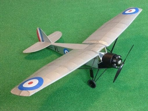 de Havilland D.H.75A Hawk Moth