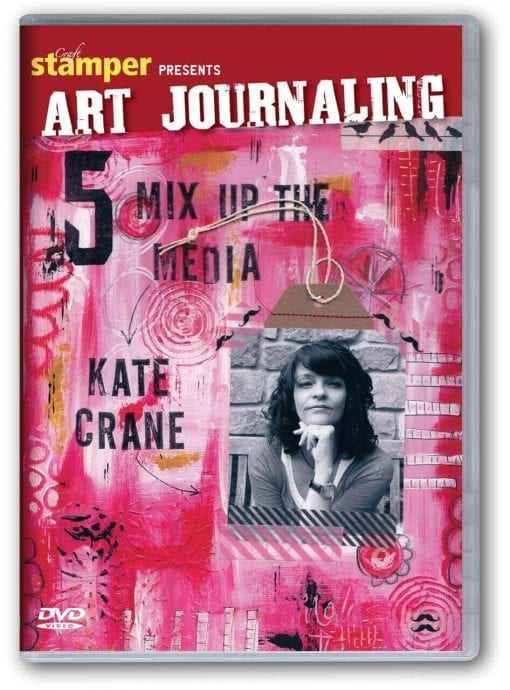 Art Journaling 5 - Mix Up the Media DVD