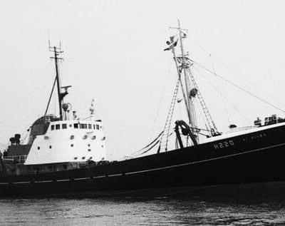 Trawler St Giles