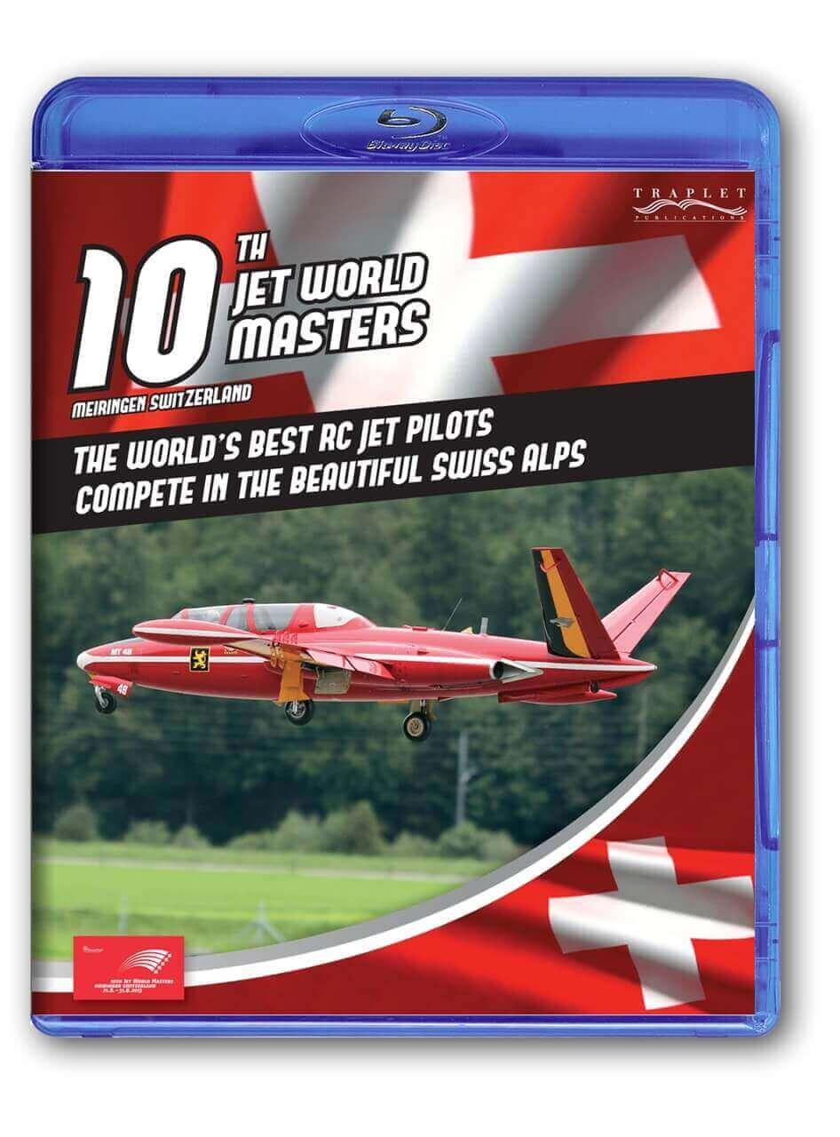 10th Jet World Masters Blu-Ray