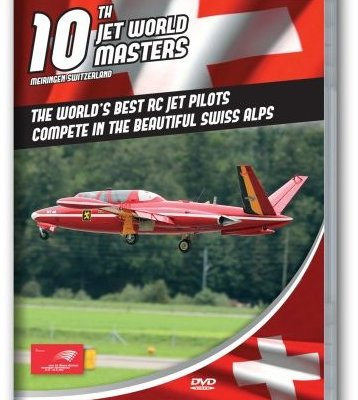10th Jet World Masters DVD