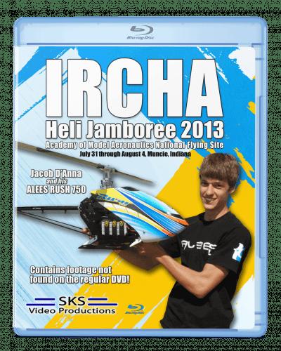 IRCHA Heli Jamboree 2013 Blu-Ray