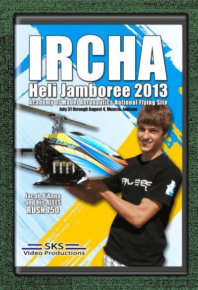 IRCHA Heli Jamboree 2013 DVD