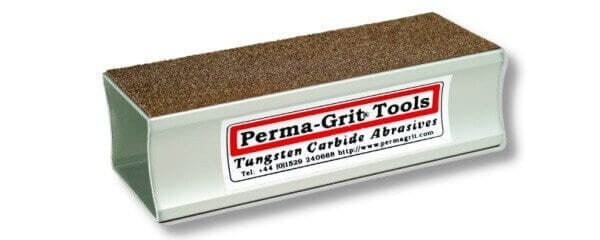 Perma-Grit Double sided sanding block