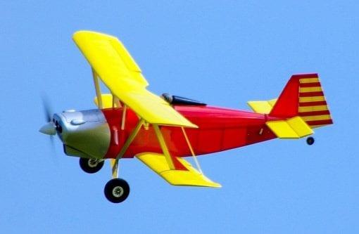 Anreasson BA-4B Plan + Article