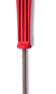 Perma-Grit 6mm diameter round hand file