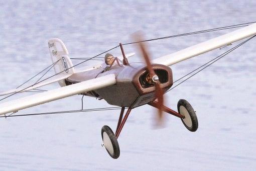 Dawn Flyer Plan