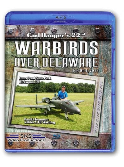 Warbirds Over Delaware 2013 Blu-Ray