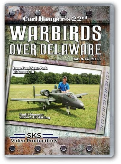 Warbirds Over Delaware 2013 DVD