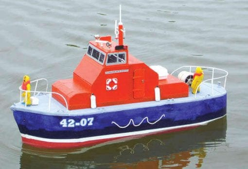 42' Lifeboat Alexandra Beth Straps