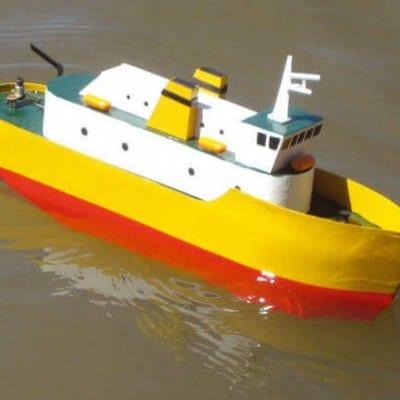 Ferry Pax Servo