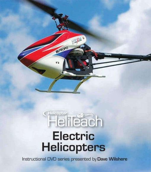 HeliTeach - Electric Helicopters Blu-Ray