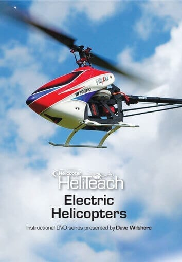 HeliTeach - Electric Helicopters DVD
