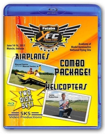 XFC 2013 Combo Package Blu-ray