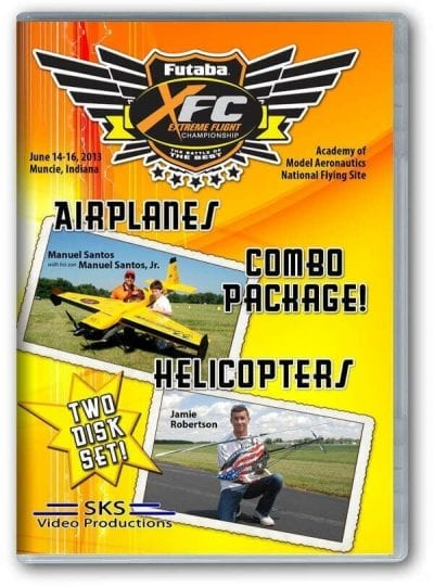 XFC 2013 Combo Package DVD