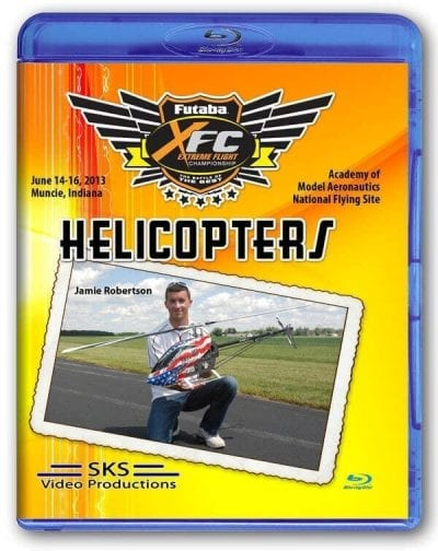 XFC 2013 Helicopters Blu-ray