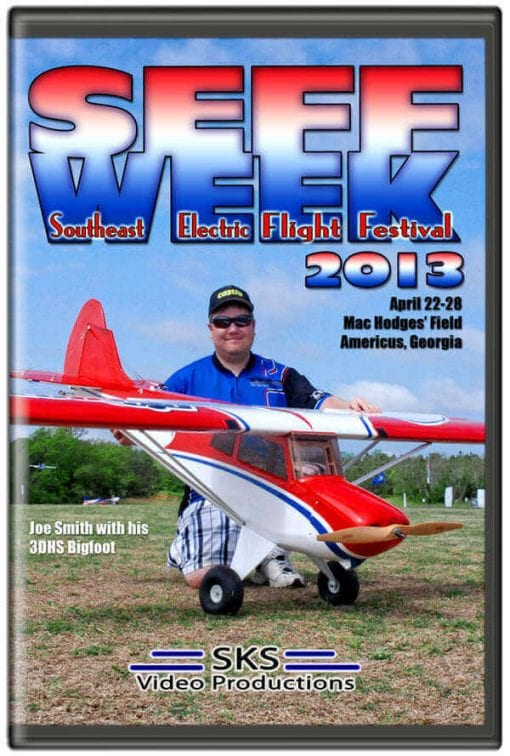 SEFF Week 2013 DVD