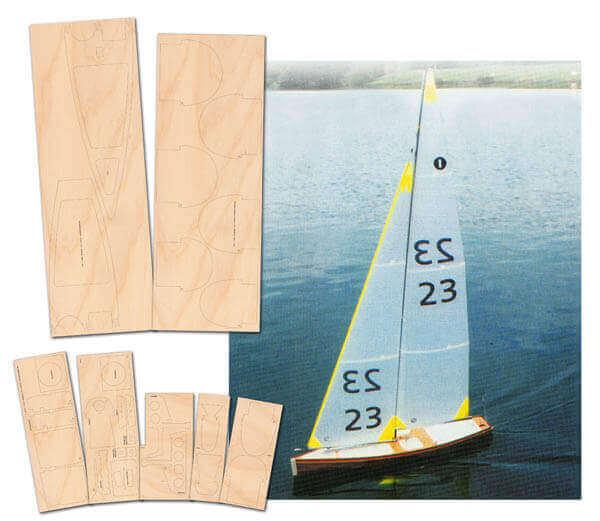 Nimbus Mk3 - Laser Cut Wood Pack