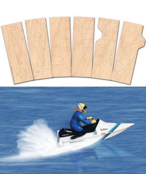 Etoile Laser - Cut Wood Pack