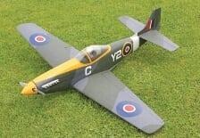 RC2118 P-51D Mustang Plan