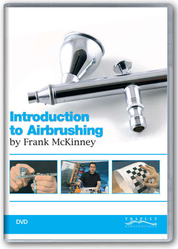 Introduction to Airbrushing DVD