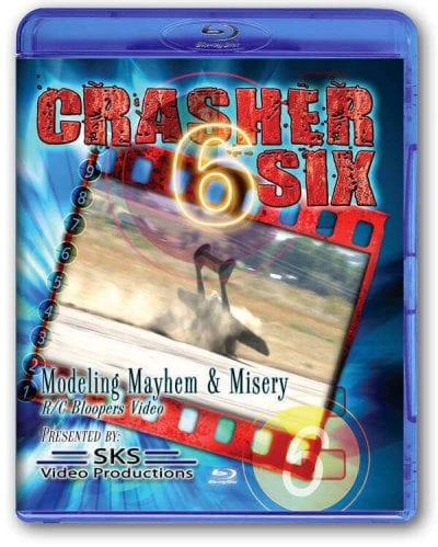 Crasher 6 Blu-ray