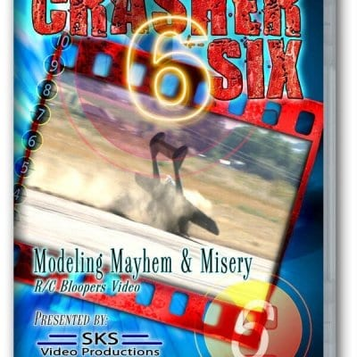 Crasher 6 DVD