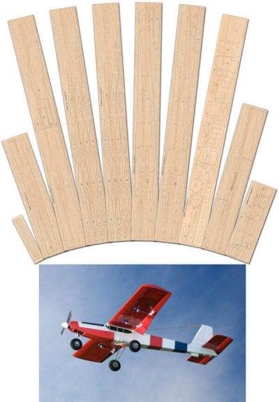 Diversion - Laser Cut Wood Pack