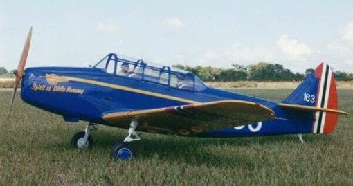 Fairchild PT-26 Cornell Plan
