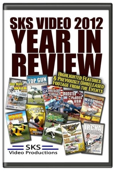 Year in Review 2012 DVD