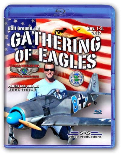 Gathering of Eagles 2012 Blu-ray