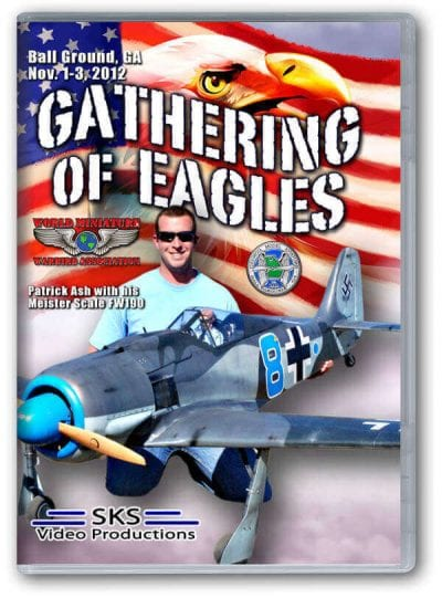Gathering of Eagles 2012 DVD