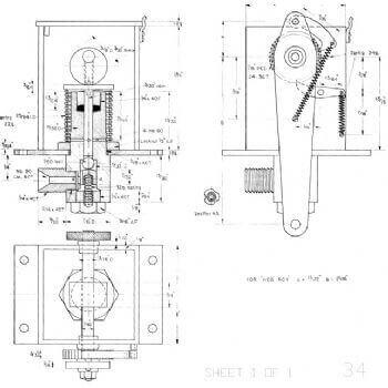Mechanical Lubricator (Plan)