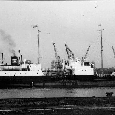 MM2078 Empire Campden WW2 Tanker Plan