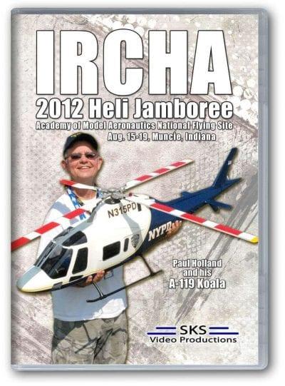 IRCHA Heli Jamboree 2012 DVD