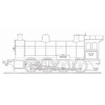 Netta LO92 LBSC Locomotive