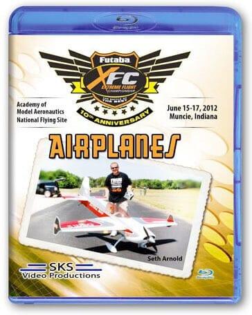 XFC Airplanes 2012 Blu-Ray